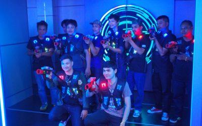Amazing Raze : Delo ThaiLand | @Laser Battle