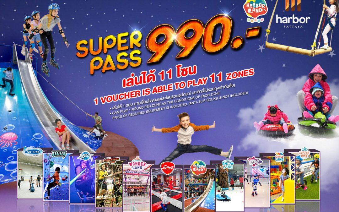 SUPER PASS : 990